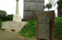 Memorials to The South Wales Borderers and The Worcestershire Regiment, Gheluvelt, Somme and Ypres Battlefield Tour