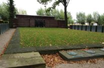 The Comrades Grave at Langemark German Cemetery, Somme and Ypres Battlefield Tour