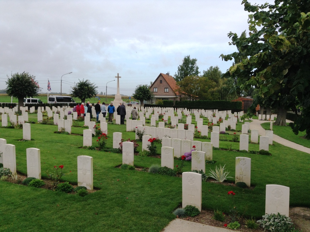 WW1 Battelfield Tours