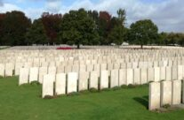 Lijssenthoek Military Cemetery, Somme and Ypres Battlefield Tour