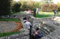 Yorkshire Trench – Taste of Flanders Ypres Battlefield Tour