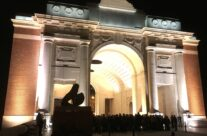 The Last Post Ceremony at The Menin Gate that evening – Taste of Flanders Ypres Battlefield Tour