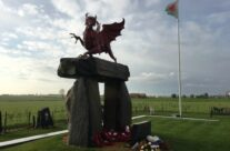 Welsh Memorial Pilckem Ridge – Armistice in Ypres and Passchendaele 100 Anniversary Battlefield Tour