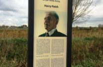Harry Patch Memorial, Langemark – Armistice in Ypres and Passchendaele 100 Anniversary Battlefield Tour