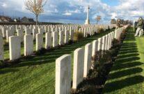 Dochy Farm Cemetery – Armistice in Ypres and Passchendaele 100 Anniversary Battlefield Tour