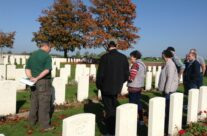 A personal visit to Chester Farm Cemetery – Taste of Flanders Ypres Battlefield Tour