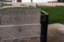 Aeroplane Cemetery – Armistice in Ypres and Passchendaele 100 Anniversary Battlefield Tour