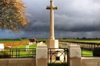 Track X Cemetery – Armistice in Ypres and Passchendaele 100 Anniversary Battlefield Tour