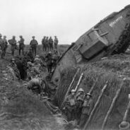Battle of Cambrai 100 Years Anniversary