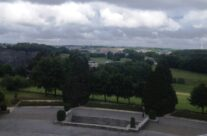 View from the top of the Mardasson Memorial – Easy Company Private Battlefield Tour