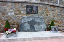 War memorial at Noville – Easy Company Private Battlefield Tour