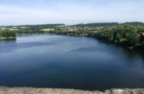 The valley that was flooded when the Möhne Dam was breached – Dam Busters Private Battlefield Tour