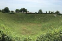 Lochnagar Crater – Etaples and Somme WW1 Battlefield Tour
