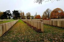 Lijssenthoek Military Cemetery – 2018 Armistice Remembrance Day in Ypres