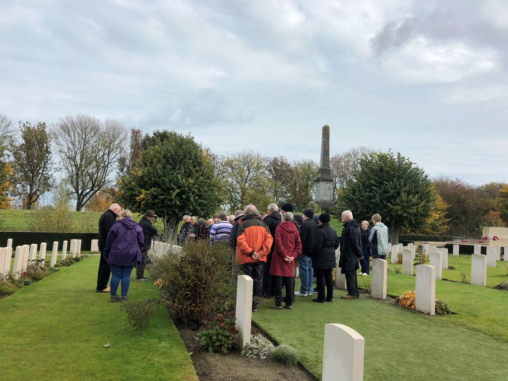 WW1 Battlefield Tours