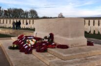 The Stone of Remembrance at Tyne Cot Cemetery – 2018 Armistice Remembrance Day in Ypres