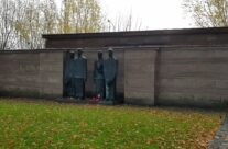 Langemark German Military Cemetery – 2018 Armistice Remembrance Day in Ypres