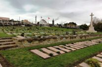 Wimereux Communal Cemetery – Somme and Ypres WW1 Battlefield Tour