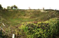 Lochnagar mine, La Boisselle – Somme and Ypres WW1 Battlefield Tour
