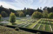 Buttes New British Cemetery, Polygon Wood – Somme and Ypres WW1 Battlefield Tour