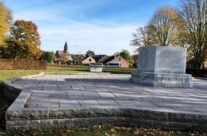 Canadian Memorial at Crest Farm, Passhendaele – Somme and Ypres WW1 Battlefield Tour