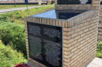 Memorial dedicated to the 1st Battalion Hertfordshire Regiment – Somme and Ypres WW1 Battlefield Tour