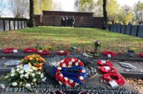 The Comrades Grave at Langemark German Military Cemetery – Somme and Ypres WW1 Battlefield Tour