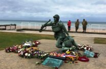 Memorial at Omaha Beach – Normandy and D-Day Landings 75th Anniversary Tour
