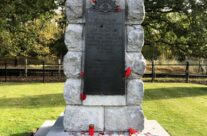 Memorial to the 1st Australian Tunnelling Company at Hill 60 Memorial Site – Somme and Ypres WW1 Battlefield Tour