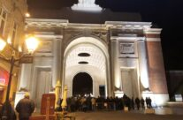 The Last Post Ceremony at the Menin Gate – Somme and Ypres WW1 Battlefield Tour