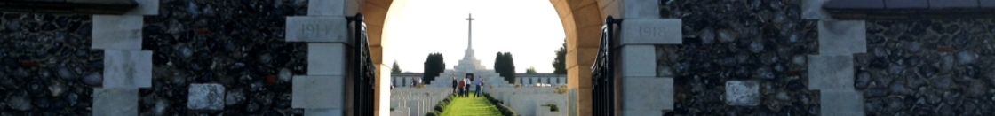 The Eternal Vigil: The creation and work of the CWGC