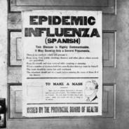 Similarities – Flu Pandemic of 1918 and Corona Virus of 2020