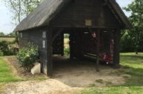 Massacre shed at Wormhout – Beers and Battlefields of Flanders WW1 Tour