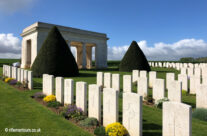 Guillemont Road Cemetery for a personal visit – Somme and Ypres WW1 Battlefield Tour