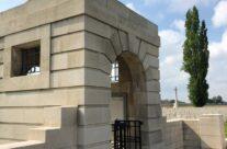 Brandhoek New Military Cemetery No3 – Beers and Battlefields of Flanders WW1 Tour