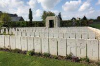 Brandhoek New Military Cemetery – Beers and Battlefields of Flanders WW1 Tour