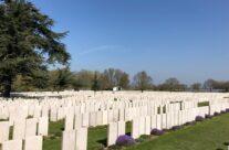 Lijssenthoek Military Cemetery – Beers and Battlefields of Flanders WW1 Tour
