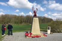 38th Welsh Division Memorial, Mametz Wood – Somme and Ypres WW1 Battlefield Tour