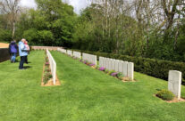 Devonshire Cemetery – Somme and Ypres WW1 Battlefield Tour