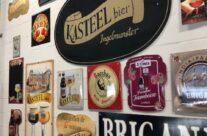 Selection of the beers at Bierkasteel Brewery – Beers and Battlefields of Flanders WW1 Tour