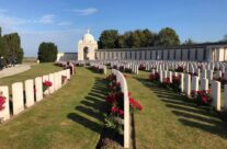 Tyne Cot Cemetery – Beers and Battlefields of Flanders WW1 Tour