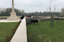 Polygon Wood Cemetery – Somme and Ypres WW1 Battlefield Tour