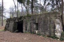 Scott's Post German Pillbox in Polygon Wood – Somme and Ypres WW1 Battlefield Tour