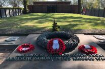 Comrades Grave at Langemark German Cemetery – Beers and Battlefields of Flanders WW1 Tour