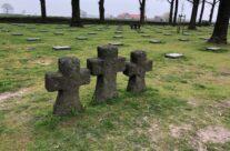 Langemark German Cemetery – Beers and Battlefields of Flanders WW1 Tour