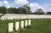 Lijssenthoek Military Cemetery – Somme and Ypres WW1 Battlefield Tour
