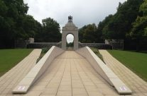Delville Wood South African Memorial, Somme and Ypres Battlefield Tour