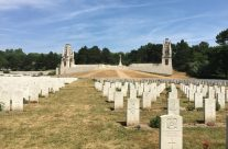 Etaples Military Cemetery – Etaples and Somme WW1 Battlefield Tour