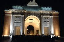 Last Post Ceremony at the Menin Gate – Ypres Battlefield Tour