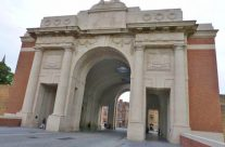 The Menin Gate, Ypres – Somme and Ypres Battlefield Tour